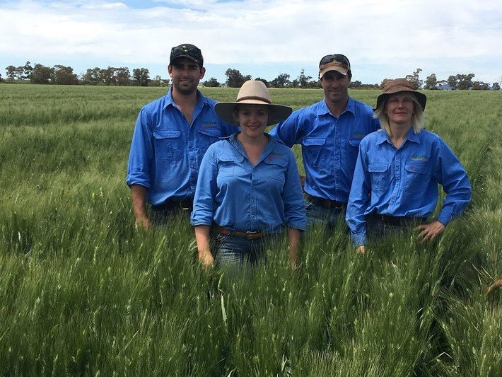 AgGrow Agronomy Team Griffith